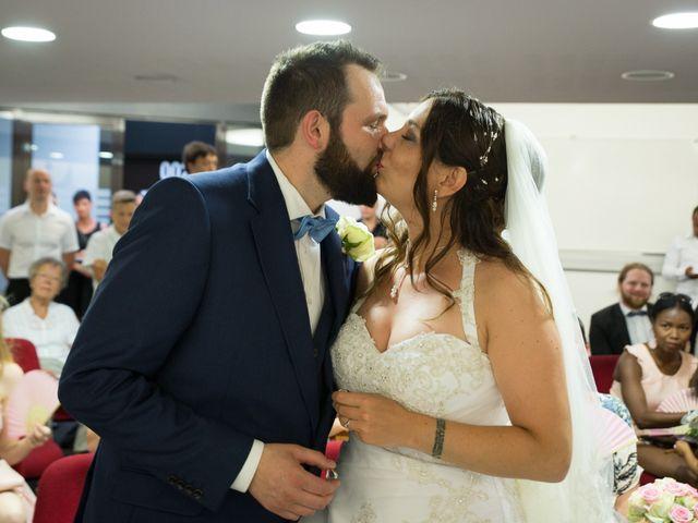 Le mariage de Guillaume et Auriane à Laneuveville-devant-Nancy, Meurthe-et-Moselle 27