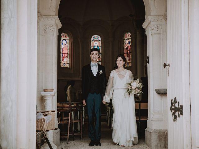 Le mariage de Paloma et Yoann