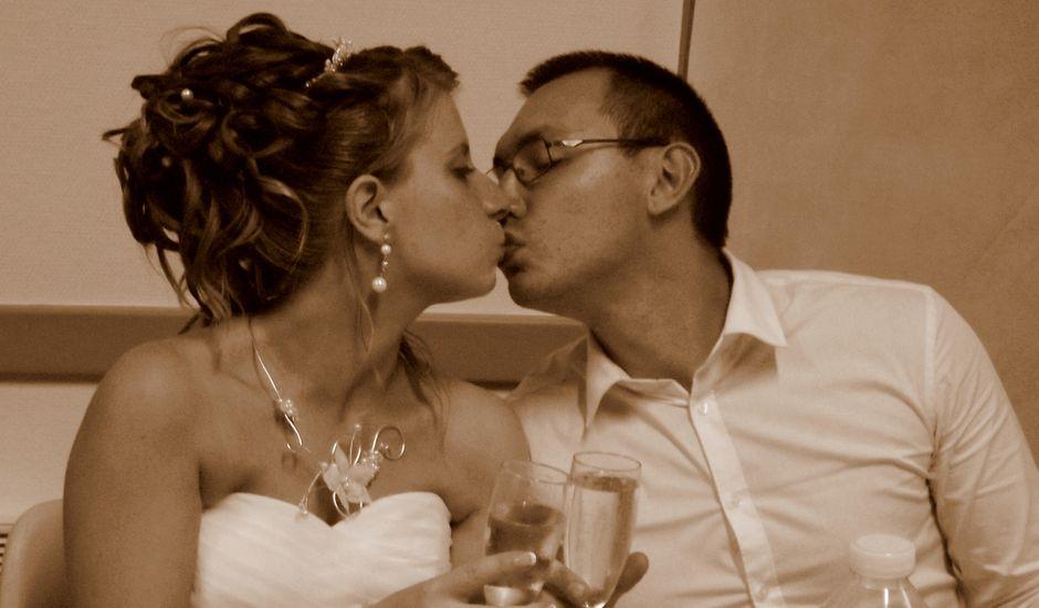 Le mariage de Cédric et Stéphanie à Saint-Sauveur-Lendelin, Manche