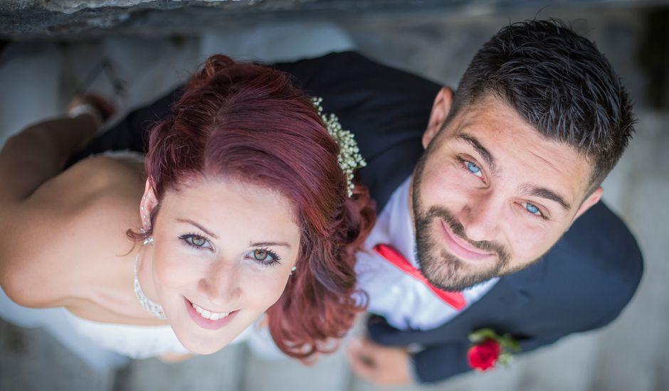 Le mariage de Raphaëlle  et Estebane  à Salins-les-Thermes, Savoie