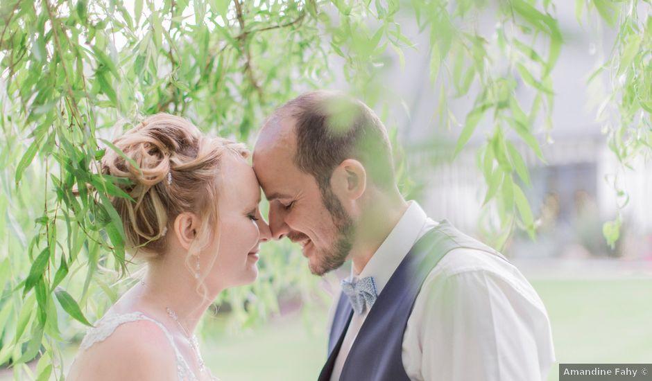Le mariage de David et Céline à Saint-Gilles-de-la-Neuville, Seine-Maritime
