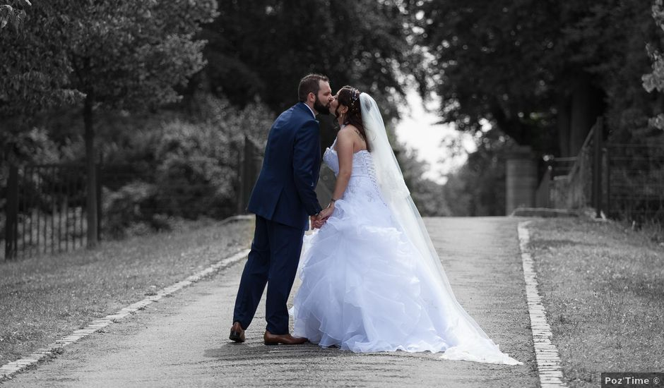 Le mariage de Guillaume et Auriane à Laneuveville-devant-Nancy, Meurthe-et-Moselle