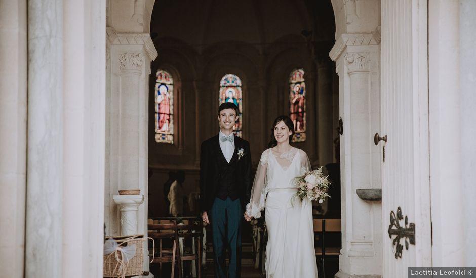 Le mariage de Yoann et Paloma à Aumelas, Hérault