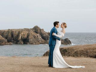 Le mariage de Kate et Leo