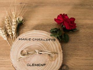 Le mariage de Marie Charlotte et Clément 2
