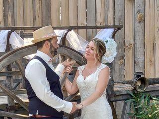 Le mariage de Celine et Mathieu 1