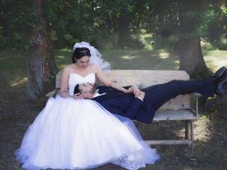 Le mariage de Caroline et Damien