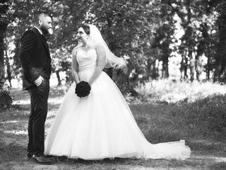 Le mariage de Caroline et Damien 1
