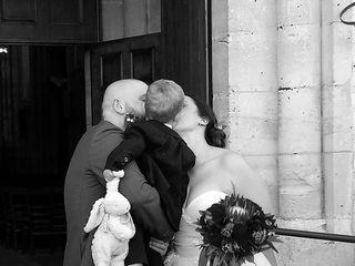 Le mariage de Amélie et Thibaud 1