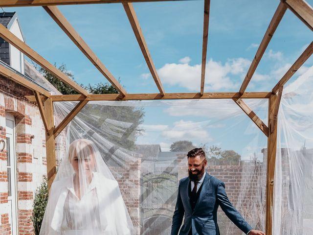 Le mariage de Sébastien et Mélody à Villiers-le-Sec, Val-d'Oise 20