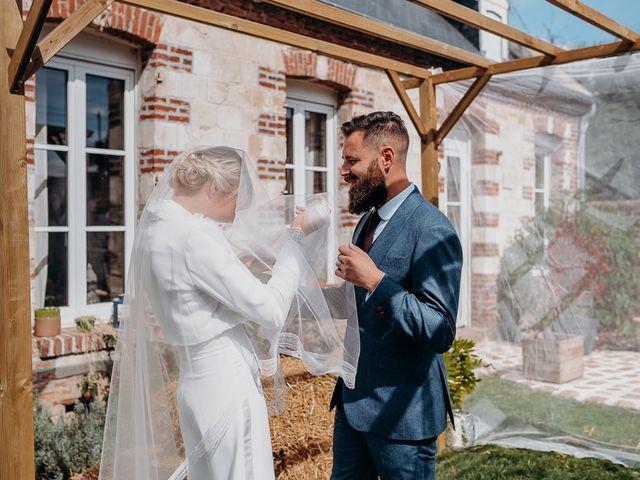 Le mariage de Sébastien et Mélody à Villiers-le-Sec, Val-d'Oise 21