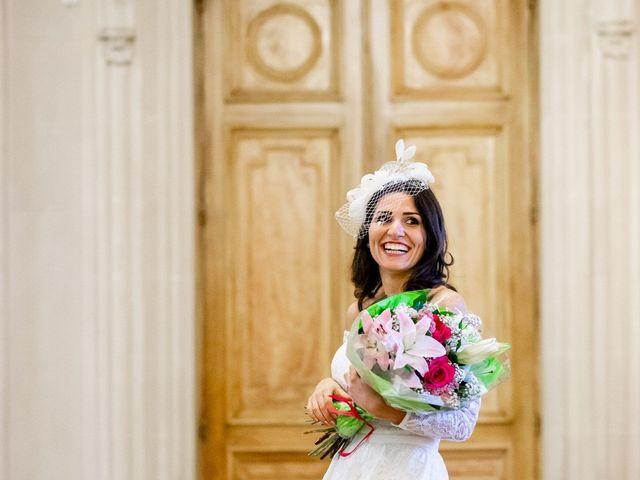 Le mariage de Hassan et Mona à Paris, Paris 3