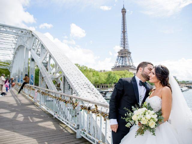 Le mariage de Hassan et Mona à Paris, Paris 4