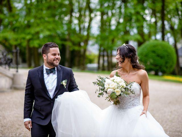 Le mariage de Hassan et Mona à Paris, Paris 8