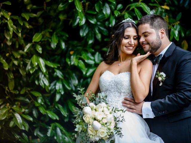 Le mariage de Hassan et Mona à Paris, Paris 9