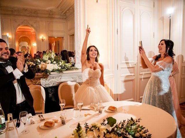Le mariage de Hassan et Mona à Paris, Paris 18