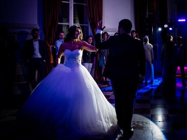 Le mariage de Hassan et Mona à Paris, Paris 20