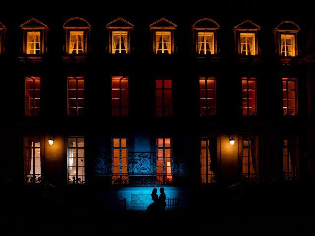 Le mariage de Hassan et Mona à Paris, Paris 22