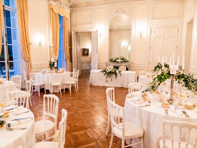 Le mariage de Hassan et Mona à Paris, Paris 25