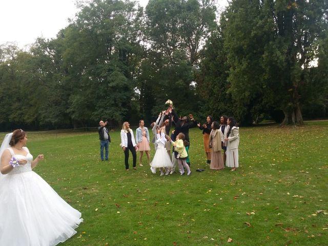 Le mariage de Miljan et Miljana à Nandy, Seine-et-Marne 1