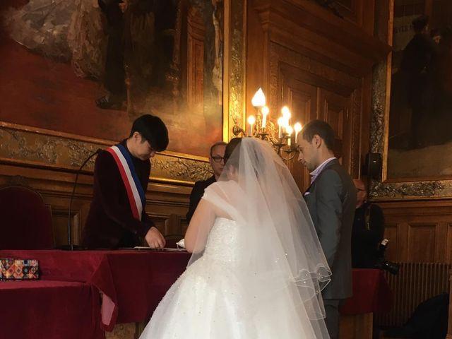 Le mariage de Miljan et Miljana à Nandy, Seine-et-Marne 7
