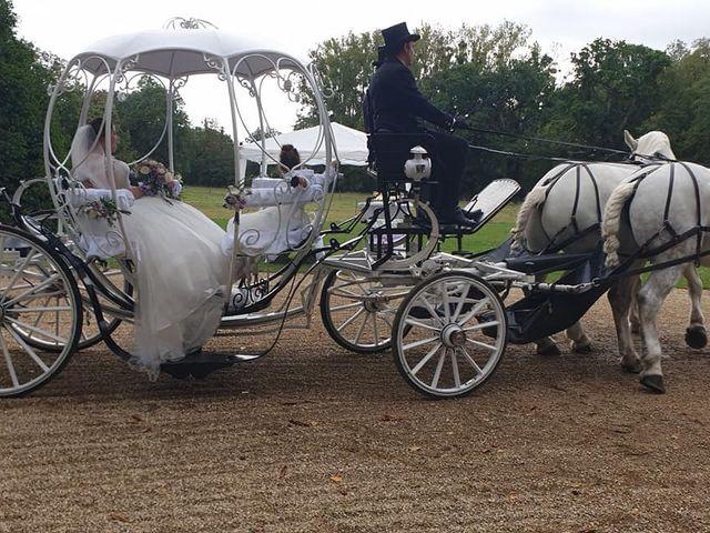 Le mariage de Miljan et Miljana à Nandy, Seine-et-Marne 2