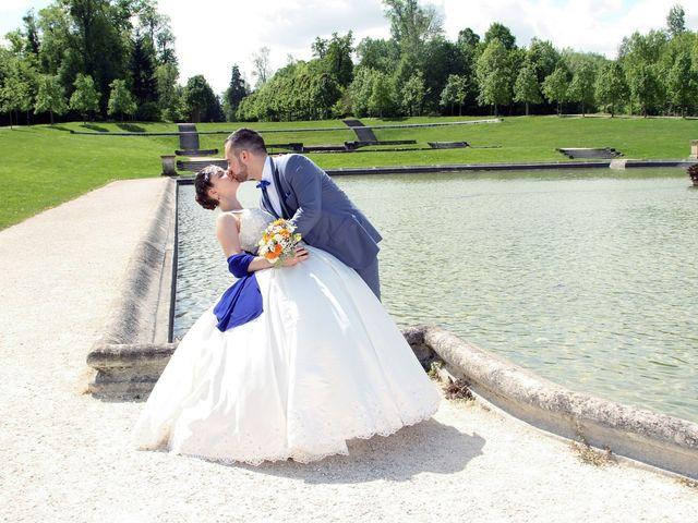 Le mariage de Rémi et Séverine