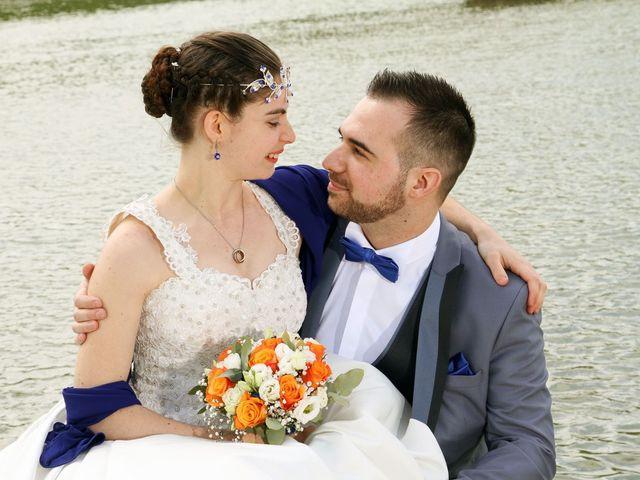 Le mariage de Séverine et Rémi à Torcy, Seine-et-Marne 35