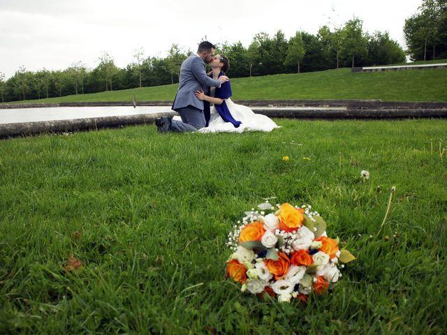 Le mariage de Séverine et Rémi à Torcy, Seine-et-Marne 1