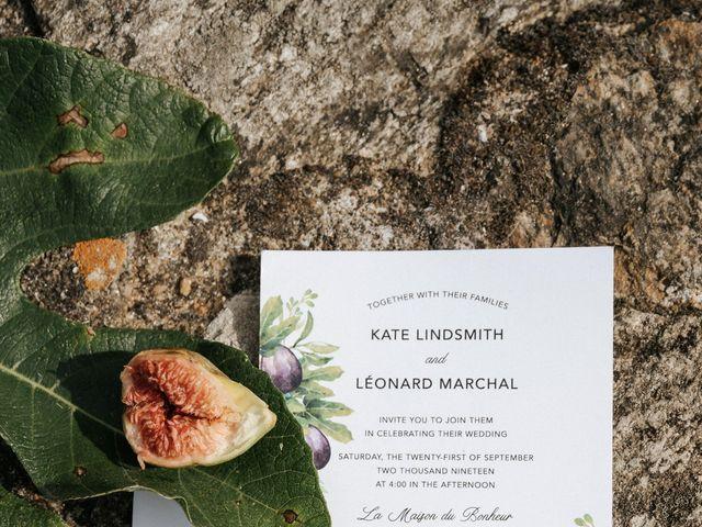 Le mariage de Leo et Kate à Port-Joinville, Vendée 9