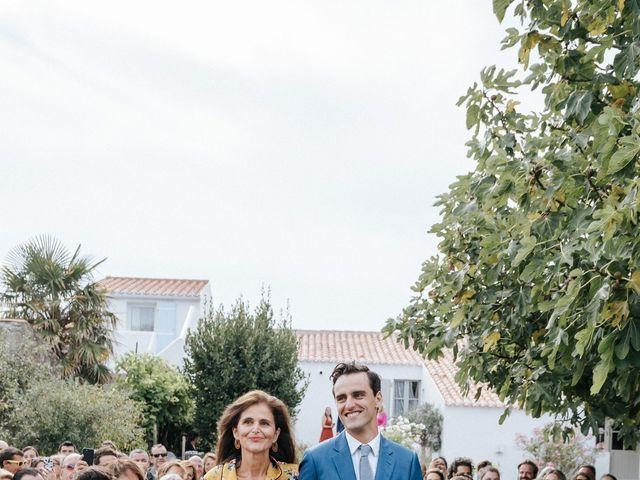 Le mariage de Leo et Kate à Port-Joinville, Vendée 50