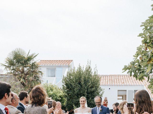 Le mariage de Leo et Kate à Port-Joinville, Vendée 51