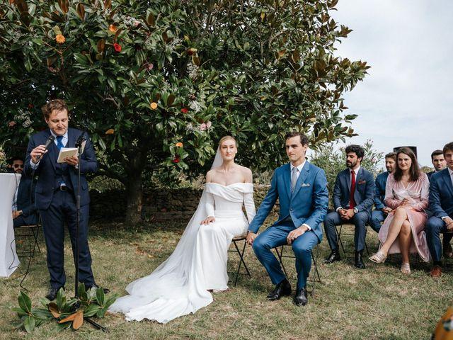 Le mariage de Leo et Kate à Port-Joinville, Vendée 53