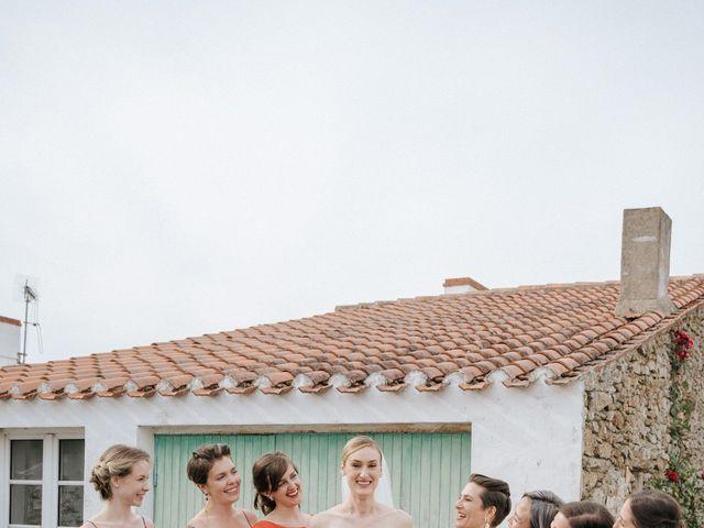 Le mariage de Leo et Kate à Port-Joinville, Vendée 63