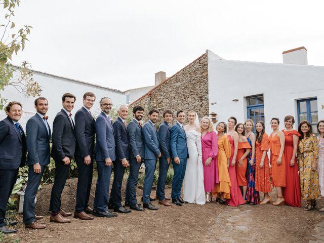 Le mariage de Leo et Kate à Port-Joinville, Vendée 65