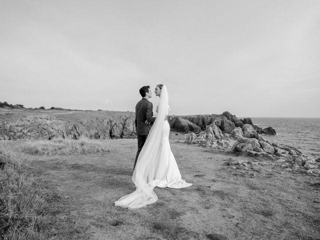 Le mariage de Leo et Kate à Port-Joinville, Vendée 69