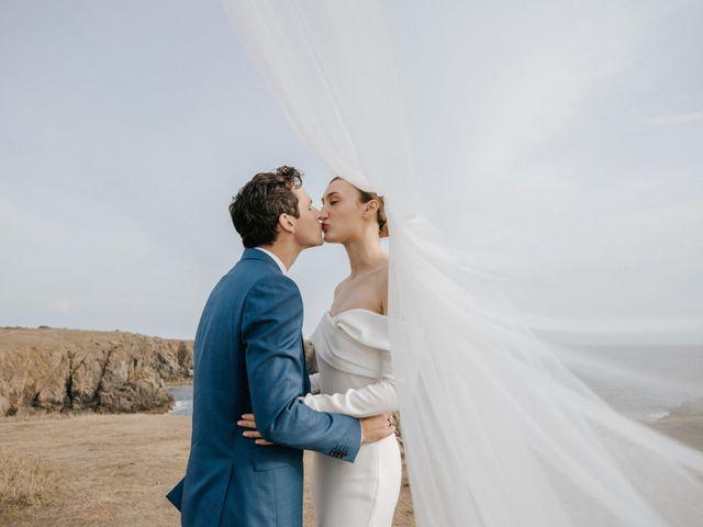 Le mariage de Leo et Kate à Port-Joinville, Vendée 70