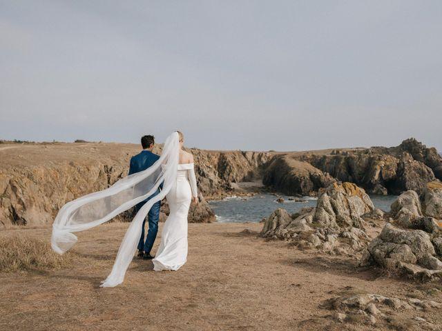 Le mariage de Leo et Kate à Port-Joinville, Vendée 71