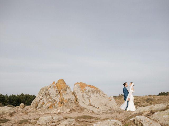 Le mariage de Leo et Kate à Port-Joinville, Vendée 72