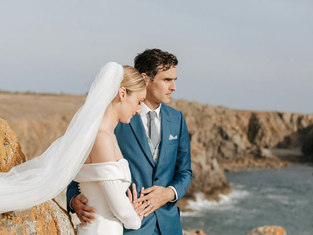 Le mariage de Leo et Kate à Port-Joinville, Vendée 79