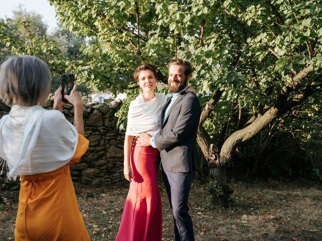 Le mariage de Leo et Kate à Port-Joinville, Vendée 84