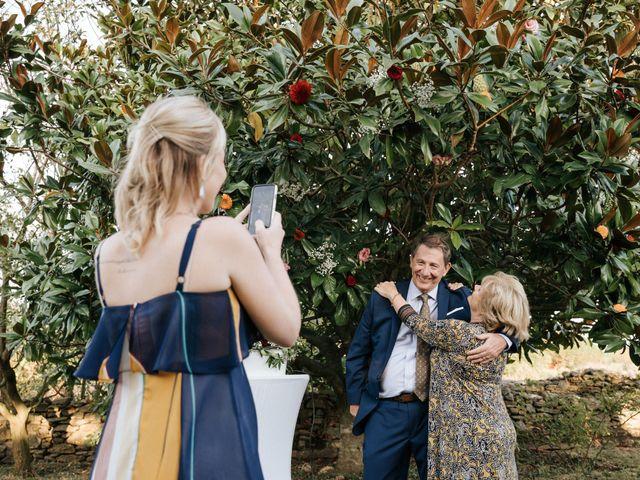 Le mariage de Leo et Kate à Port-Joinville, Vendée 85