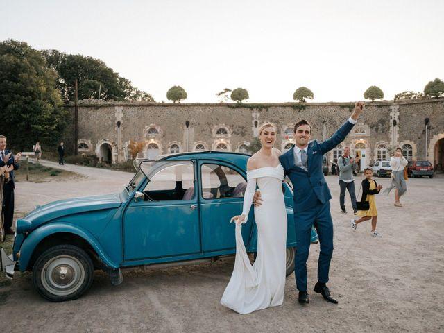 Le mariage de Leo et Kate à Port-Joinville, Vendée 91