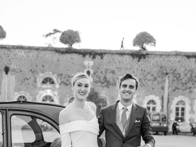 Le mariage de Leo et Kate à Port-Joinville, Vendée 92