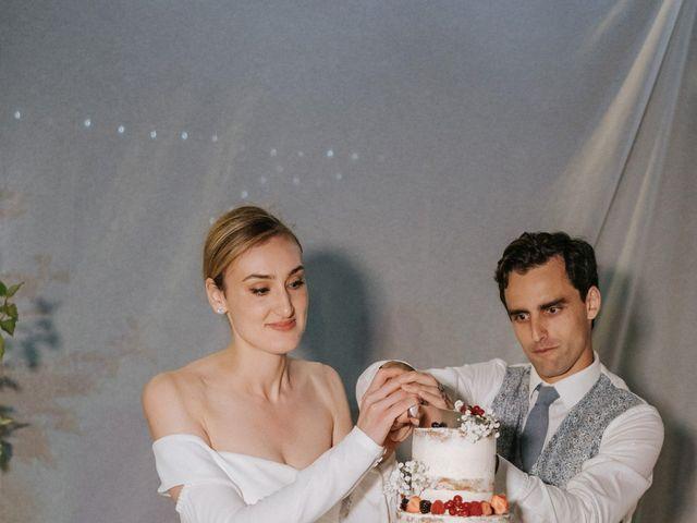 Le mariage de Leo et Kate à Port-Joinville, Vendée 98