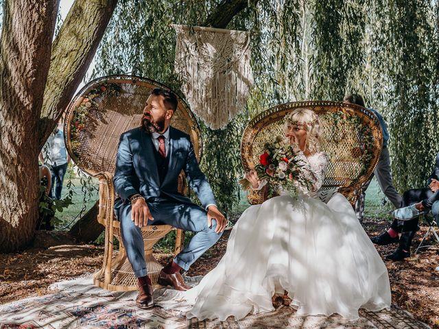 Le mariage de Sébastien et Mélody à Villiers-le-Sec, Val-d'Oise 37