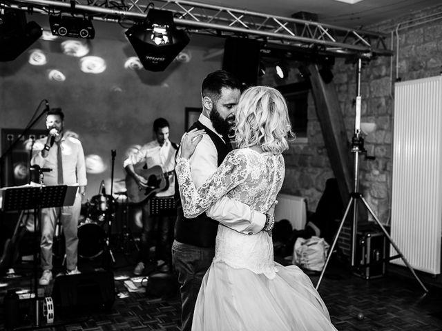 Le mariage de Sébastien et Mélody à Villiers-le-Sec, Val-d'Oise 43