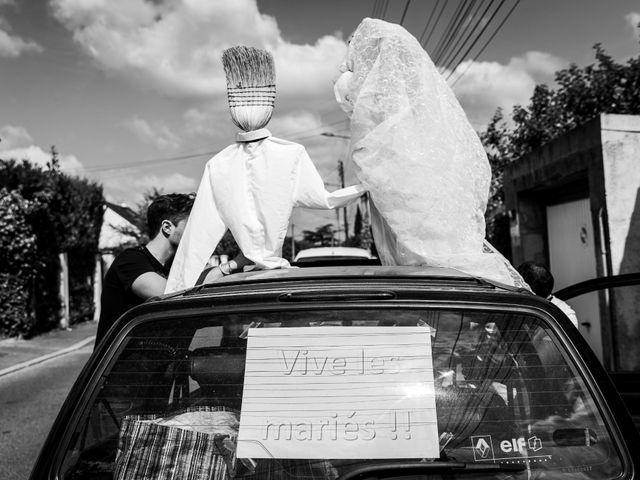 Le mariage de Alexander et Andréa à Osny, Val-d'Oise 7