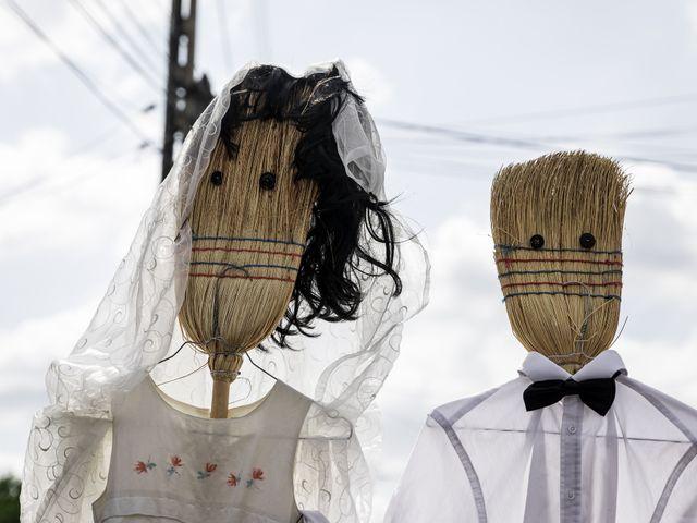 Le mariage de Alexander et Andréa à Osny, Val-d'Oise 8