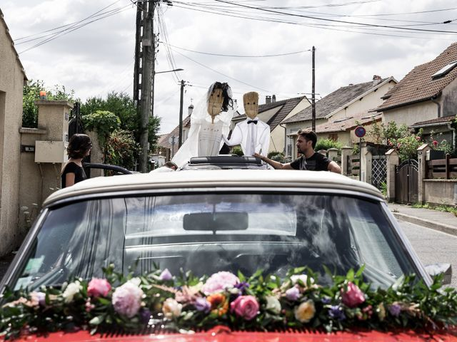 Le mariage de Alexander et Andréa à Osny, Val-d'Oise 9